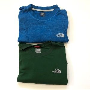 Mens The North Face Tees - size medium